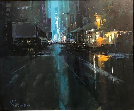 Peter Wileman, 'The City That Never Sleeps I', 2018