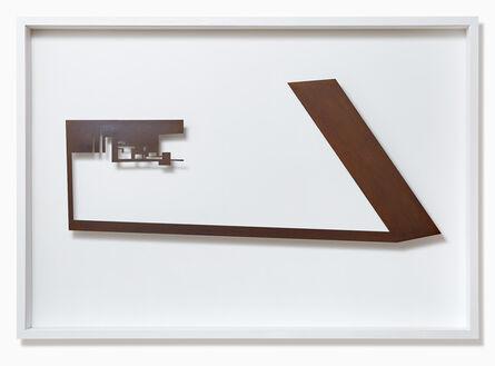 János Megyik, 'Singularity III.', 2017