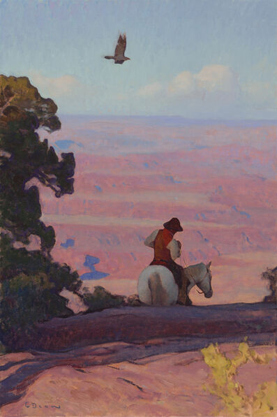 Glenn Dean, 'The Call of the Canyon', 2020