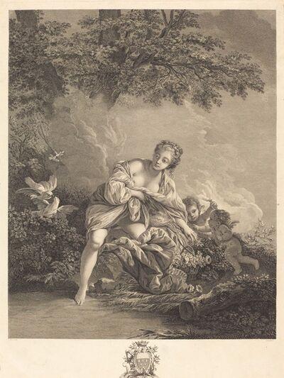 René Gaillard after François Boucher, 'Venus et les amours'