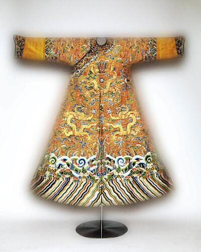 'Festival robe worn by Emperor Qianlong', Second half of 18th-century