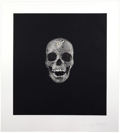 Damien Hirst, 'Victory Over Death ('Smiley')', 2008