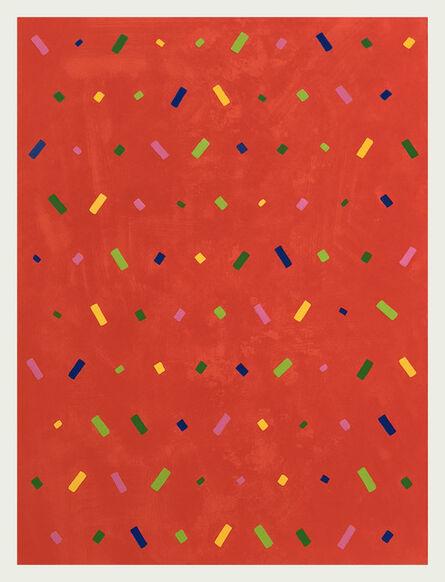 Osvaldo Mariscotti, 'Untitled (Red OM18-0302)', 2018
