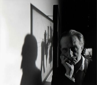 Arnold Newman, 'Marcel Duchamp', 1966
