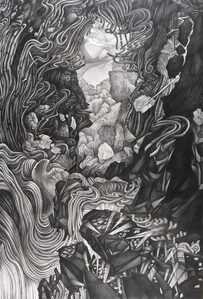 Justin Margitich, 'Disassembling Landscape II'