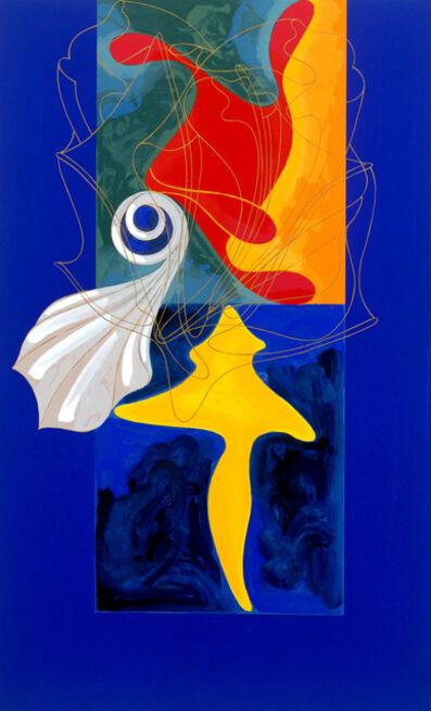 Steven Sorman, 'i am too', 2000