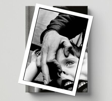 Paul Trevor, 'Limited Edition Print 'A' + Book – In Your Face', 2020