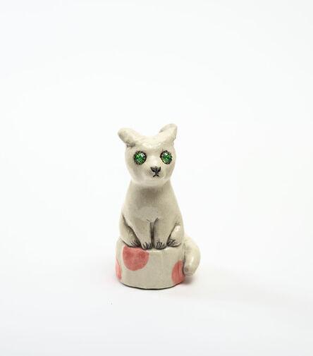 Clémentine de Chabaneix, 'Kitty Vertigo amulet', 2020