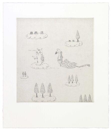 Atsushi Kaga, 'This way cat leads Robert..', 2014