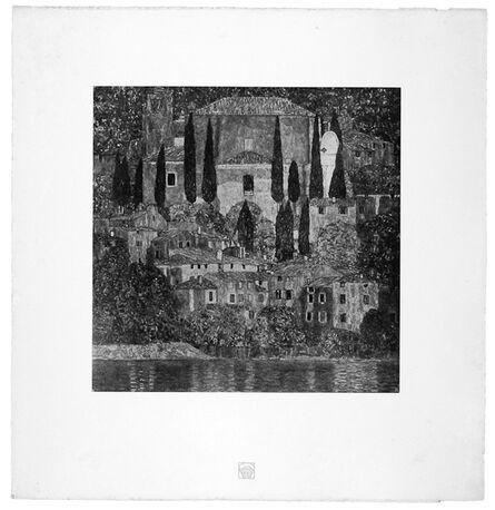 Gustav Klimt, 'Church in Casone [Das Werk Gustav Klimts]', 1914