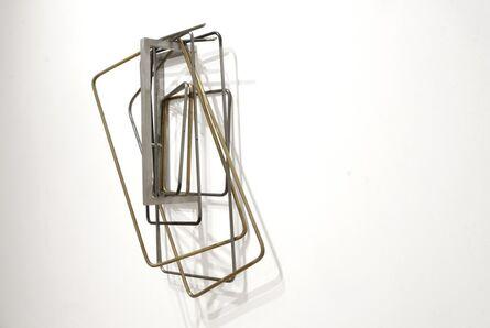 Nika Neelova, 'untitled (folding chairs) I', 2015