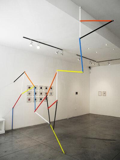 Fernando Carabajal, 'El tratado de dibujo perdido', 2014