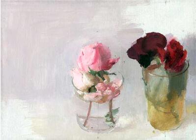 Antonio López García, 'Rosas de invierno I', 2015