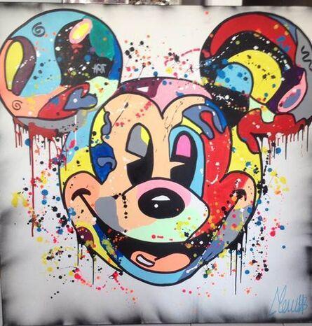 Clem$, 'Mouse Colors', 2017