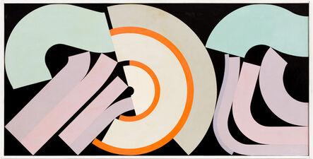 Attila Joláthy, 'Supported Center --- Támasztott középpont ', 1976
