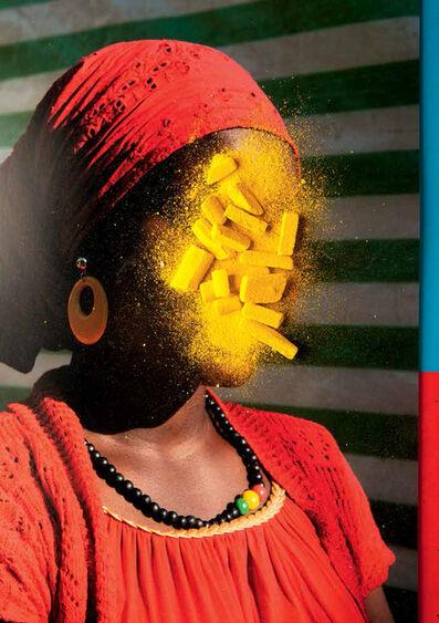 Lorenzo Vitturi, 'Yellow Chalk #2', 2013