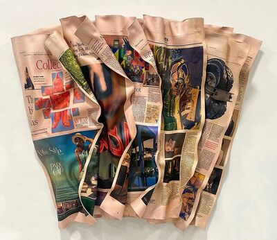 Paul Rousso, 'Financial Times Collecting Section ', 2021