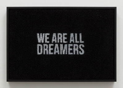 Nery Gabriel Lemus, 'We Are All Dreamers', 2018
