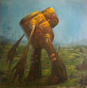 Mario Martinez (Mars-1), 'Qbot', 2003