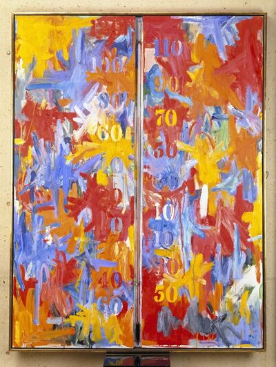 Jasper Johns, ' Thermometer', 1959
