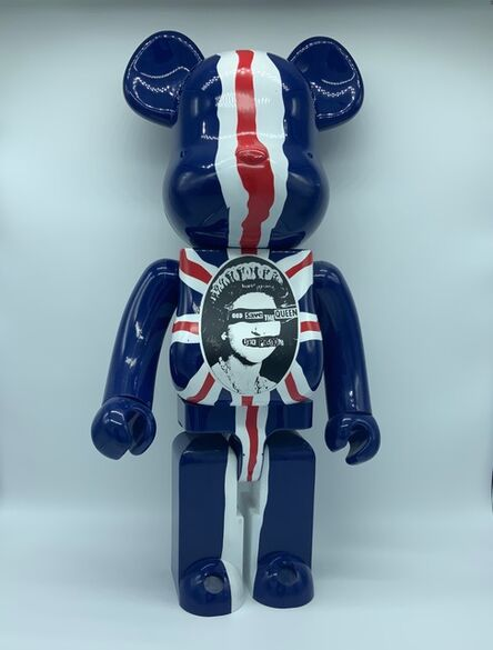 BE@RBRICK, 'Sex Pistols: God Save the Queen 1000%', 2007
