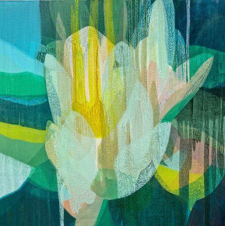 Katherine Sandoz, 'waterlilies', 2020