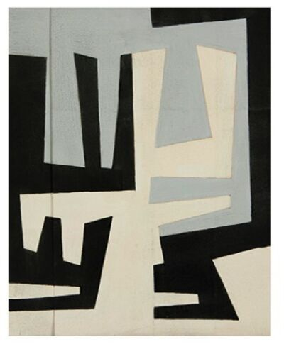 Willys de Castro, 'Estudo para pintura', ca. 1953