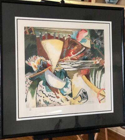 Wassily Kandinsky, 'Improvisation 11', 1910