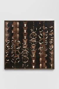 Annegret Soltau, 'Doppelte Entfaltung [Double unfolding]', 1980-1982