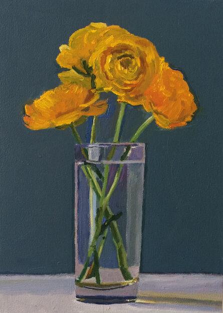Dan McCleary, 'Yellow Flowers', 2018