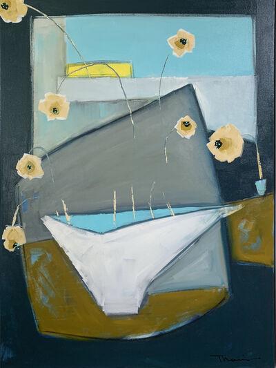 Trudi Norris, 'Azure Bowl', 2020