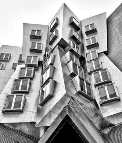 Andrew Prokos, 'Stata Center Facade, MIT', 2021