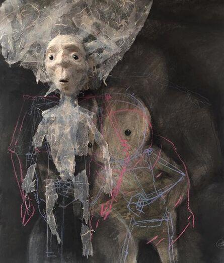 Iwan Effendi, 'Lace 2: His', 2020