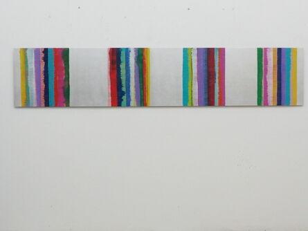 Claudia Desgranges, 'Zeitstreifen Stockholm # 20191101', 2017