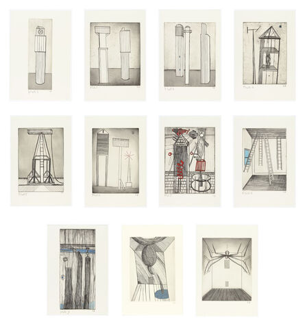 Louise Bourgeois, 'He Disappeared into Complete Silence', 1947-2005