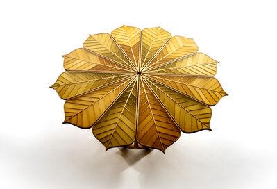 Michael Hurwitz, 'Twelve Leaf Resin Table', 2012