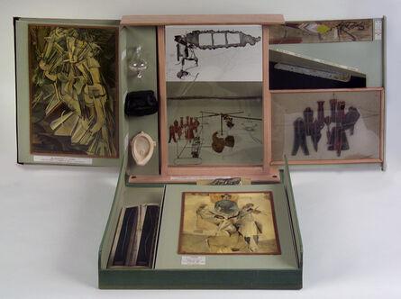 Marcel Duchamp, 'Boîte-Series D (based on Boîte-en-Valise, 1935– 41)', 1961
