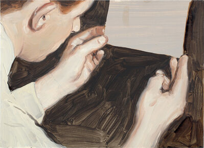 Michaël Borremans, 'The Gap', 2001