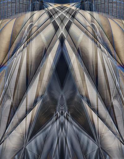 Andrew Prokos, 'Metropolis Abstracted #11', 2020