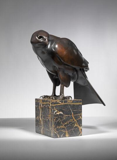 Wilhelm Krieger, 'Hawk, Bird of Prey', 1920-1925
