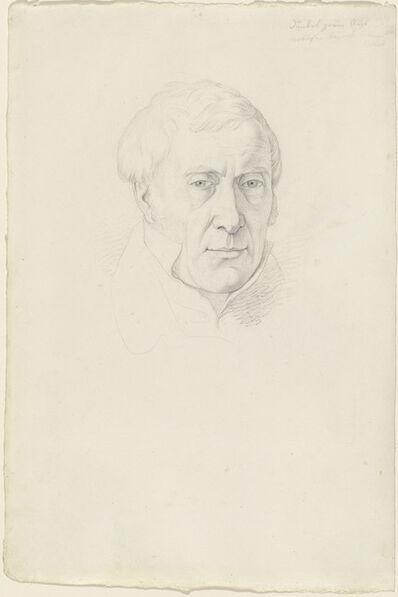 Josef von Führich, 'Principe Massimiliano Massimi', 1828