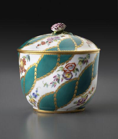 Sèvres Porcelain Manufactory, 'Sugar Bowl', 1756