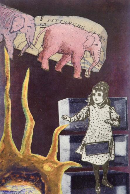 Ann Fischman, 'Elephant II', 2015