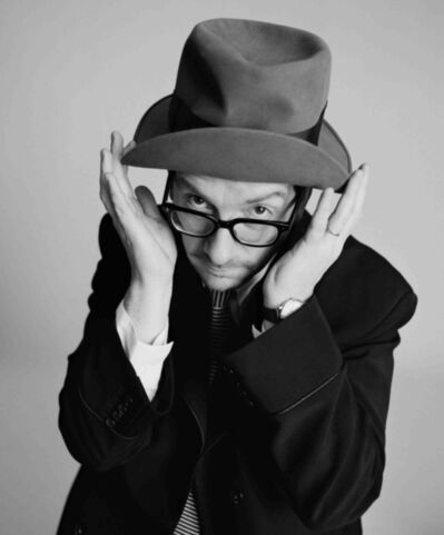 Lorenzo Agius, 'Elvis Costello', 1997