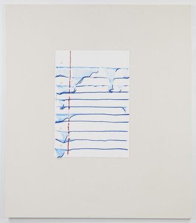 Florian Meisenberg, 'Duty free on the cross: Doubting Thomas,', 2013
