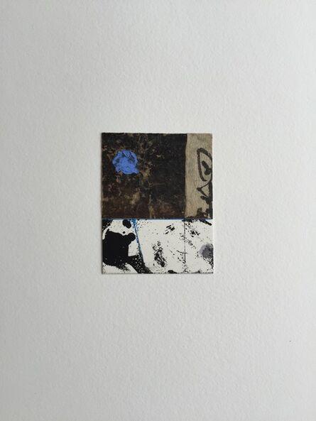 Alan Steele, 'Untitled New Blue', 2015