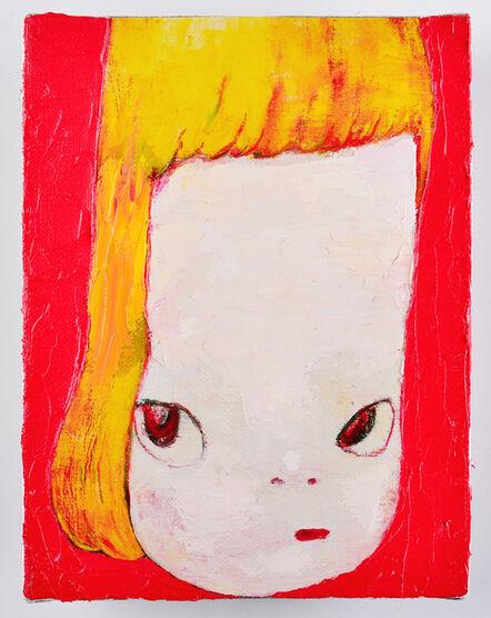 Przemek Matecki, 'Yashitomo Nara, from the Small Paintings series (C016)', 2016-2018