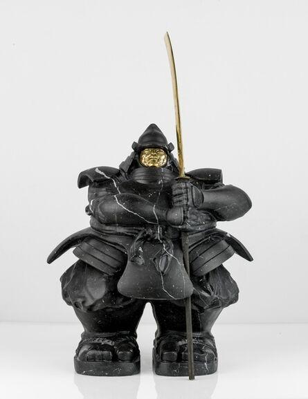Matteo Pugliese, 'Samurai Guardian VIII', 2016