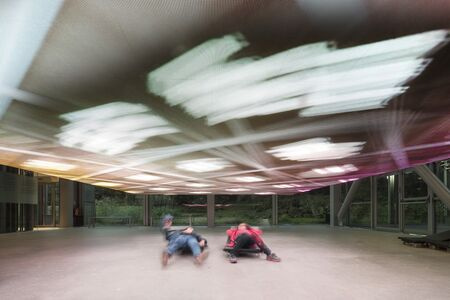 Diller Scofidio + Renfro, 'Musings on a Glass Box', 2014