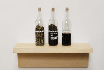 Felipe Arturo, 'Vin Mariani o Coca cola retro', 2015